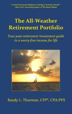 The All-Weather Retirement Portfolio Book Cover