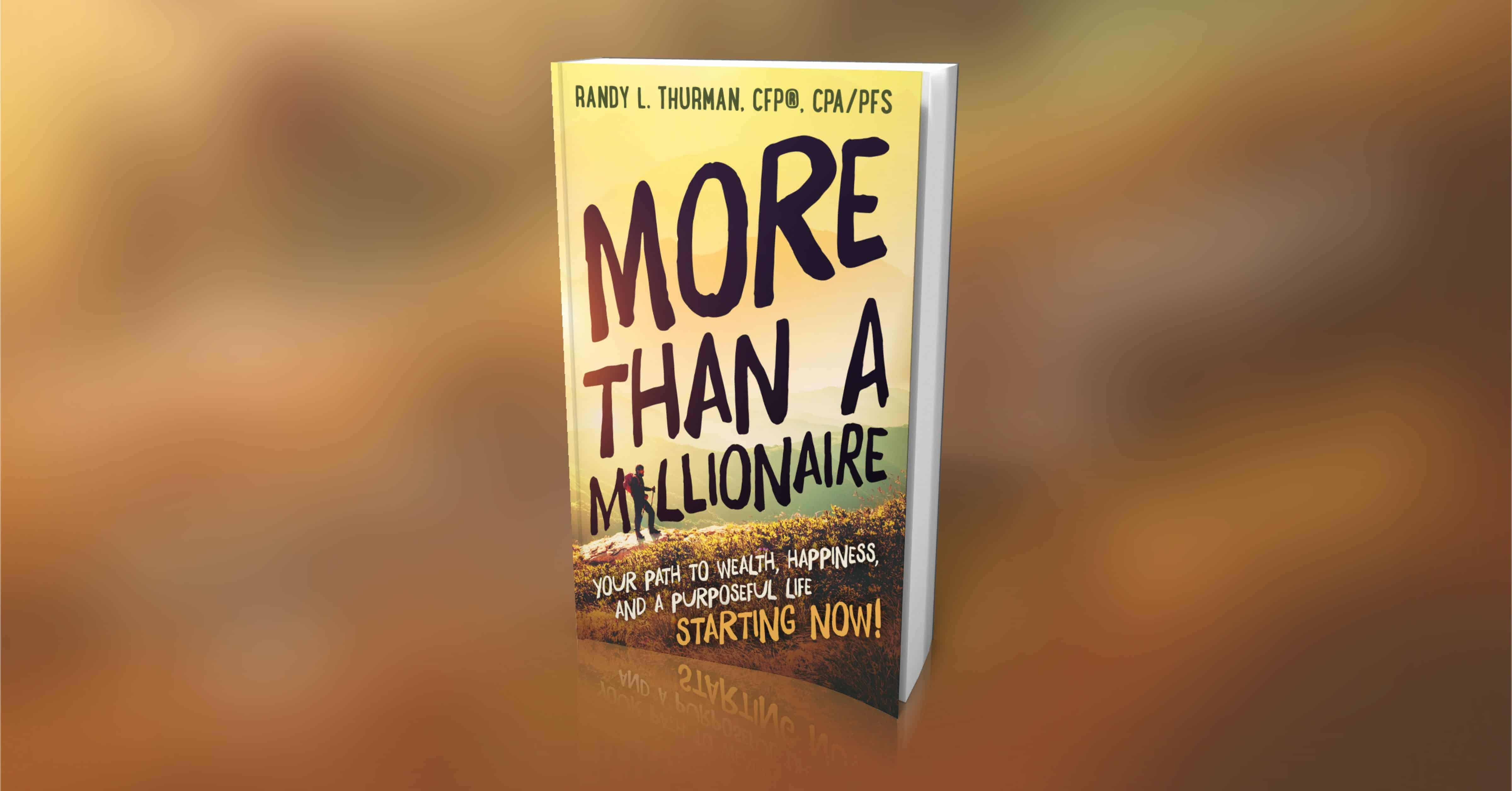 More Than A Millionaire Book