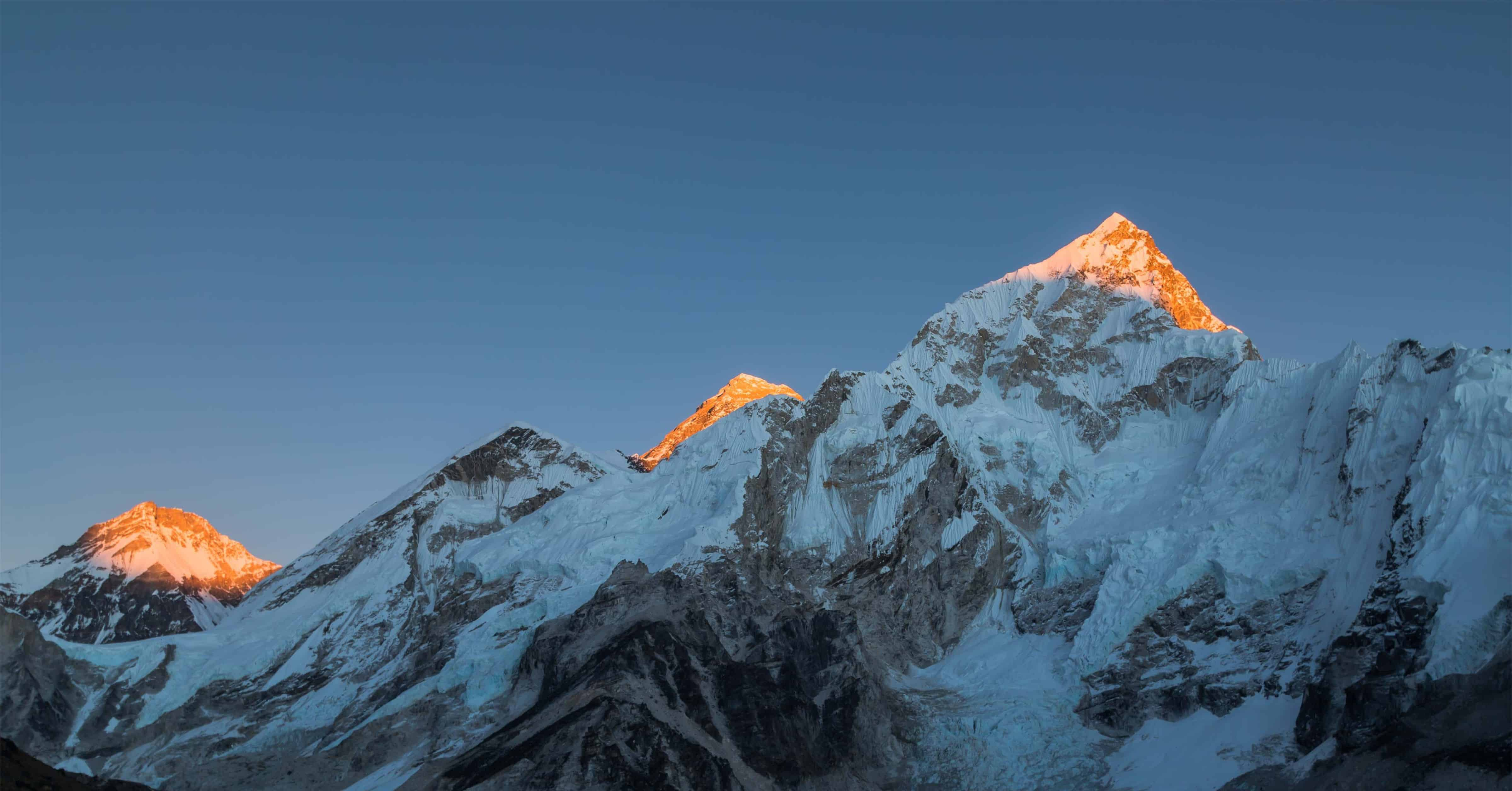 The Millennial Perspective: Climbing Everest
