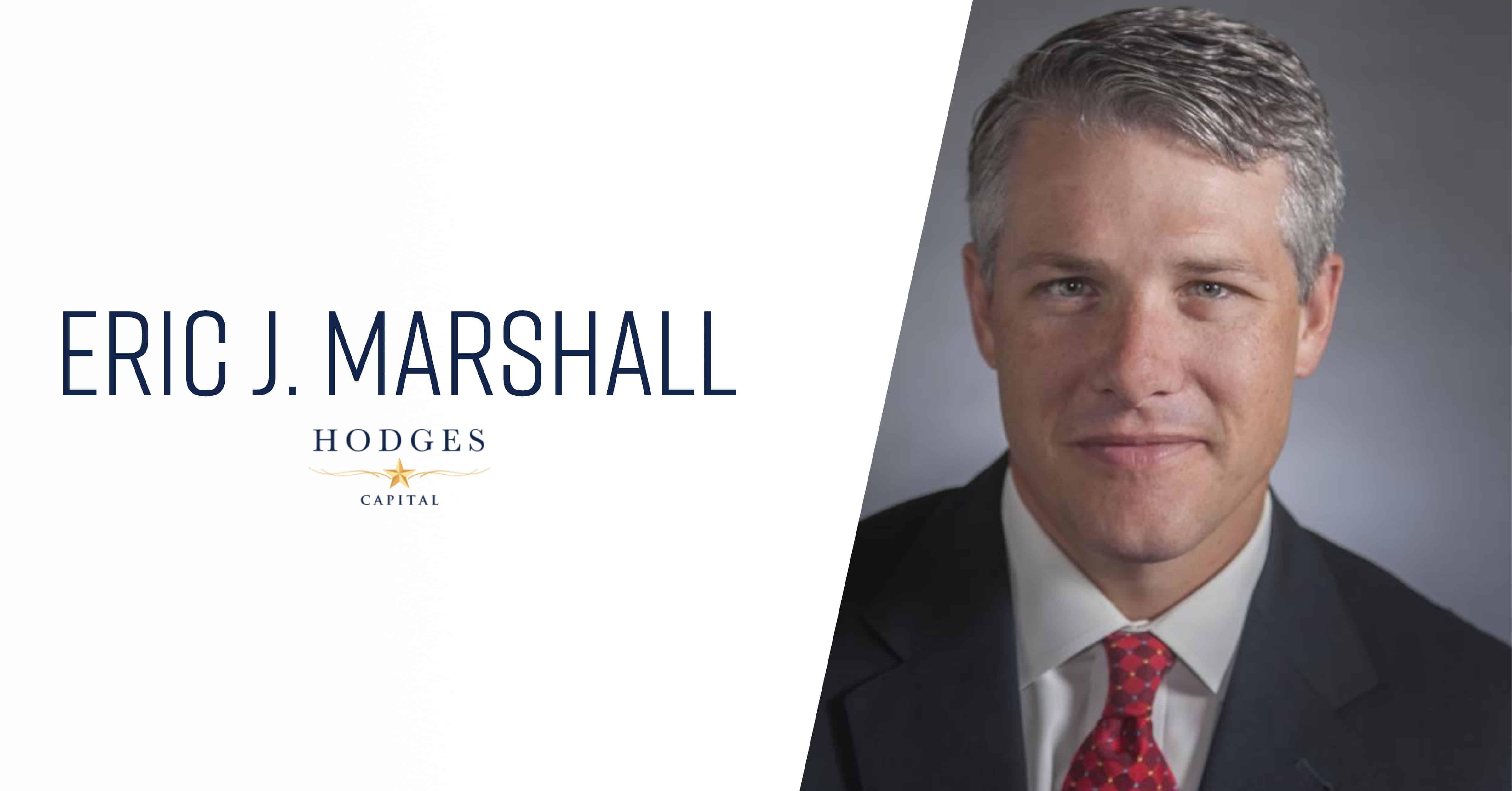 Eric J. Marshall, CFA